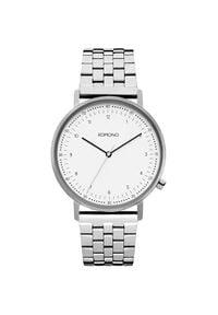 Biały zegarek Komono elegancki