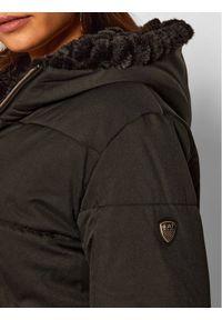 Czarna kurtka zimowa EA7 Emporio Armani #8