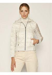 Biała kurtka przejściowa Max Mara Leisure