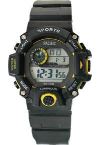 Zegarek sportowy Pacific Zegarek Męski Pacific 208L-2 10 BAR Unisex Do PŁYWANIA. Styl: sportowy