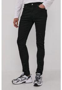 Tommy Jeans - Jeansy SIMON. Kolor: czarny