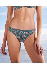 Golden Majtki Bikini Od Kostiumu Kąpielowego - 38 - Wielokolorowy - Etam. Kolor: wielokolorowy. Materiał: tkanina, kaszmir. Wzór: nadruk