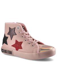 Big-Star - Sneakersy BIG STAR II374030 Nude