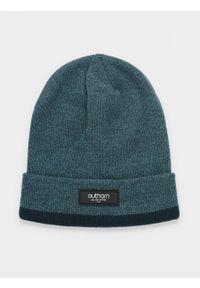 Morska czapka zimowa outhorn melanż