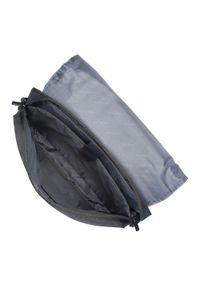 Czarna torba na laptopa Wittchen w kolorowe wzory