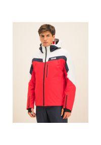 Czerwona kurtka narciarska Colmar