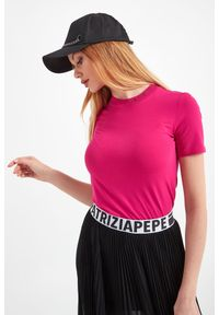 T-shirt Patrizia Pepe casualowy, na co dzień