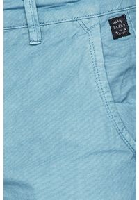 Niebieskie szorty Blend casualowe, na co dzień