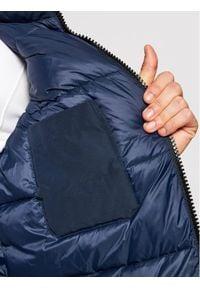 Champion Kurtka zimowa Outdoor 214885 Granatowy Regular Fit. Kolor: niebieski. Sezon: zima
