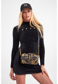 Versace Jeans Couture - TOREBKA VERSACE JEANS COUTURE. Materiał: pikowane