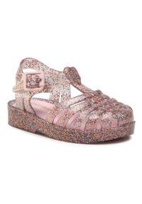 Różowe sandały melissa
