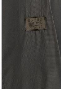 Niebieska kurtka Blend bez kaptura #5