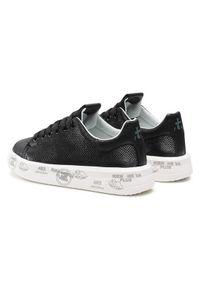 Czarne sneakersy Premiata