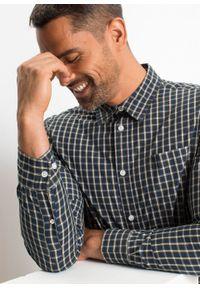 Zielona koszula bonprix biznesowa, do pracy