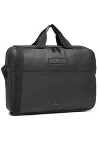 Czarna torba na laptopa Puma