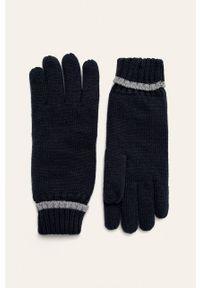 Niebieskie rękawiczki Blend