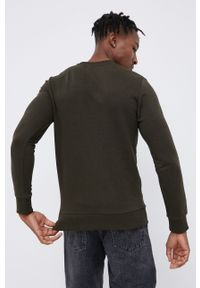 PRODUKT by Jack & Jones - Produkt by Jack & Jones - Bluza. Okazja: na co dzień. Kolor: zielony. Materiał: dzianina. Styl: casual