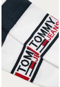 Białe skarpetki Tommy Jeans