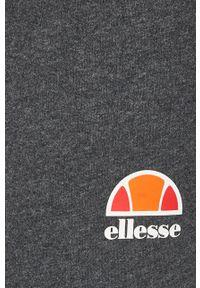 Szare spodnie dresowe Ellesse