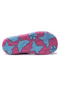 Różowe sandały Kappa