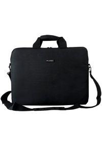 Czarna torba na laptopa LOGIC CONCEPT