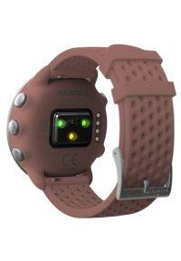Czerwony zegarek SUUNTO sportowy