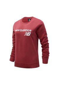 New Balance WT03811ERR. Materiał: bawełna, tkanina. Styl: klasyczny