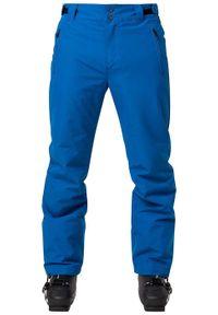 Rossignol - ROSSIGNOL Spodnie narciarskie RAPIDE PANT marine. Sport: narciarstwo