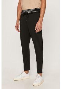 Czarne spodnie Calvin Klein Jeans