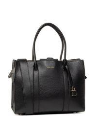 Czarna torebka klasyczna Gino Rossi
