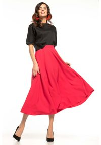 Różowa długa spódnica Tessita