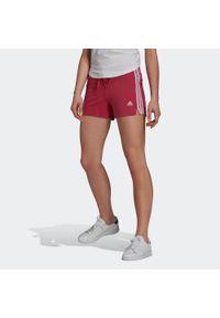 Adidas - Spodenki fitness. Materiał: elastan, bawełna. Sport: fitness
