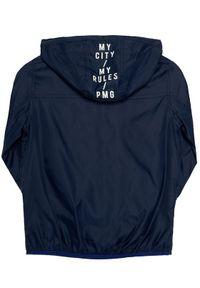 Primigi Kurtka przejściowa Urban Summer 45103001 Granatowy Regular Fit. Kolor: niebieski