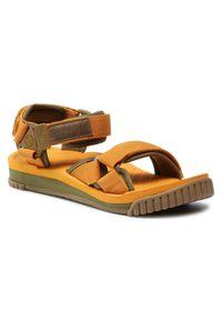 Shaka - Sandały SHAKA - Neo Climbing 433138 Marigold/Army. Okazja: na co dzień. Kolor: pomarańczowy. Materiał: materiał. Styl: klasyczny, casual