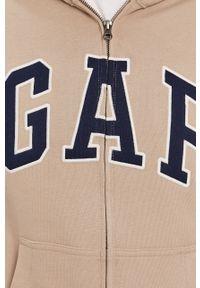 Bluza rozpinana GAP z aplikacjami, na co dzień, casualowa