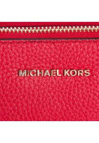 Czerwona listonoszka Michael Kors