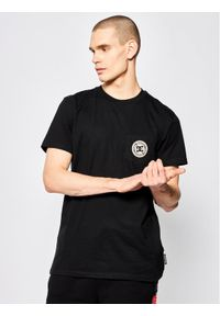 Czarny t-shirt DC