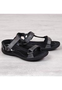 Szare sandały Łukbut