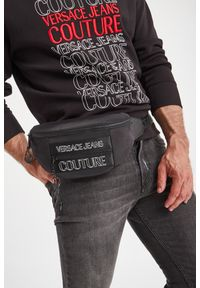 Torba Versace Jeans Couture z aplikacjami, elegancka