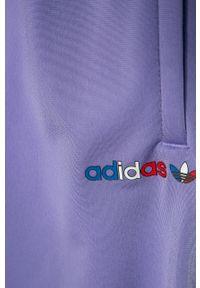 Spodnie dresowe adidas Originals casualowe, gładkie, na co dzień
