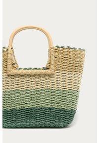 Zielona torba plażowa Billabong
