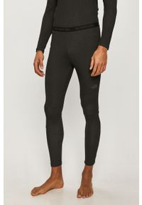 Czarne legginsy sportowe The North Face