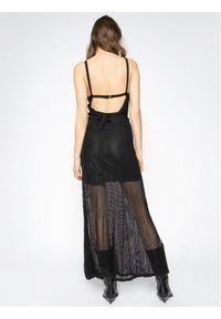 Czarna sukienka letnia My Twin