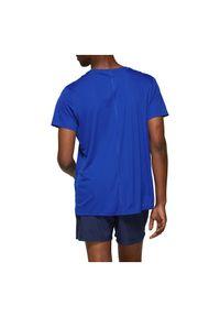 Koszulka Asics Silver SS M 2011A006. Materiał: materiał. Sport: fitness