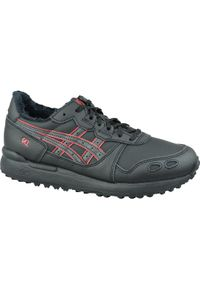 Czarne sneakersy Asics lifestyle Asics Gel Lyte, z cholewką