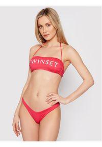 Różowe bikini TwinSet