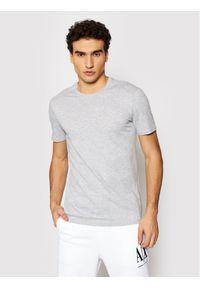 Armani Exchange T-Shirt 8NZT74 ZJA5Z 1510 Szary Slim Fit. Kolor: szary