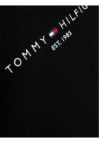 Czarna sukienka TOMMY HILFIGER casualowa, prosta #6