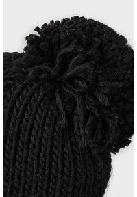 Czarna czapka Mayoral