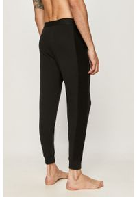 Czarna piżama Calvin Klein Underwear z nadrukiem